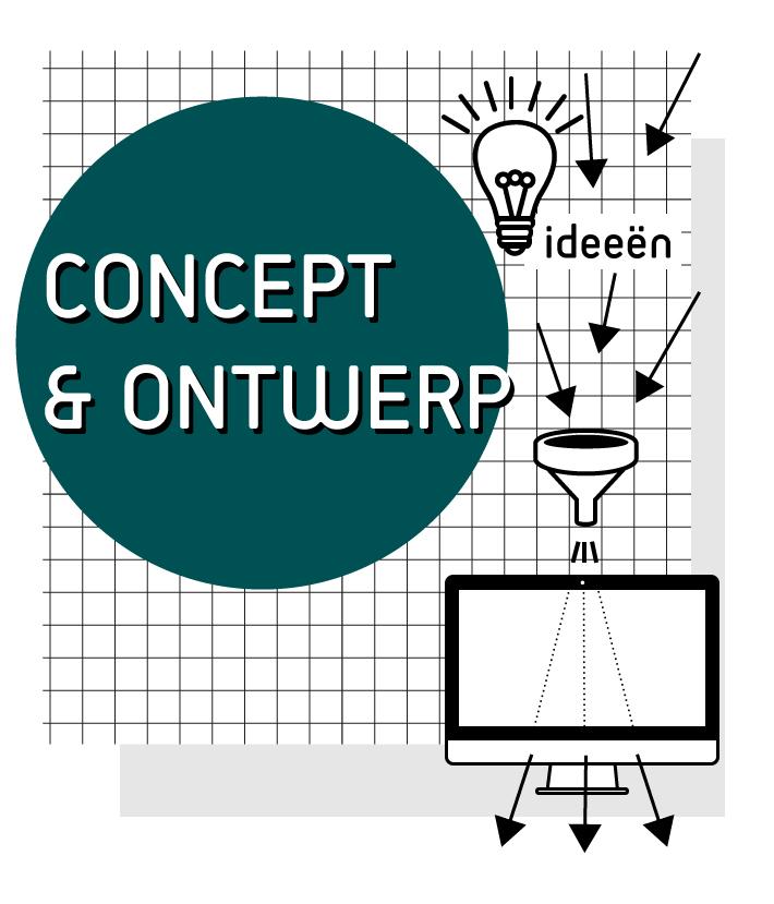 Concept en ontwerp