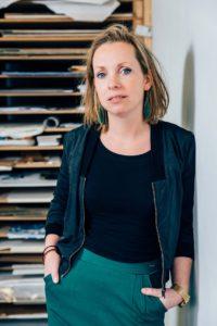 Nanda Jansen of Lorkeers